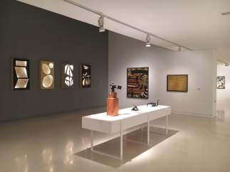 L'exposició 'L'eclosió de l'abstracció' en l'IVAM