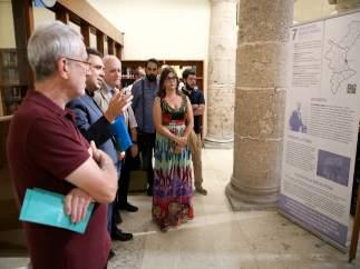 Presentació 'Viatja Llibre/Viatja Lliure'