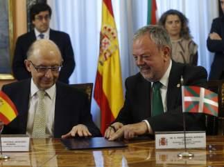 Comisión mixta del Concierto Económico Cupo Vasco