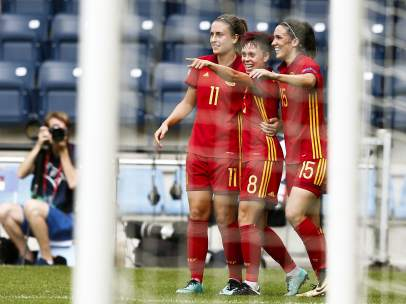España fútbol femenino