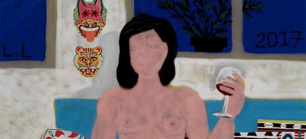 'Beach Life': el homenaje a Tenerife del artista Louis Lambert