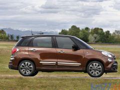 Fiat 500L, cambia el exterior y está mejor equipado