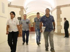 La Guardia Civil acude al Parlament y a la Generalitat por la trama del 3%