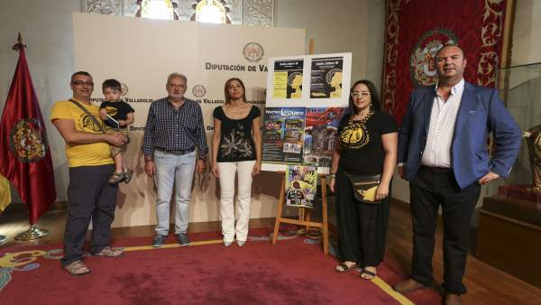 Valladolid: Presentación del encuentro de Batucadas de Tudela