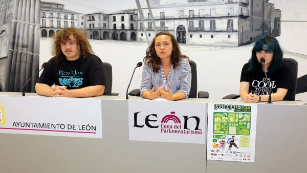 Prensa Aytoleón. 'Level Up León 2017'