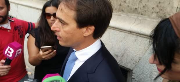 Gijón asegura en un careo con la testigo protegida que esta miente y asegura no conocer a Cursach