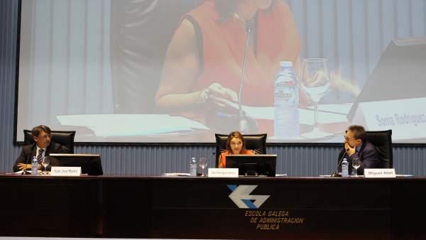 V Congreso sobre prevención de blanqueo en la EGAP.