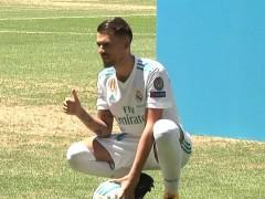 Dani Ceballos, sobre el interés del Barça: ''Nunca dudé, quería venir al Madrid''