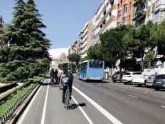 Madrid celebra el Día sin Coches con ausencia de restricciones graves al tráfico
