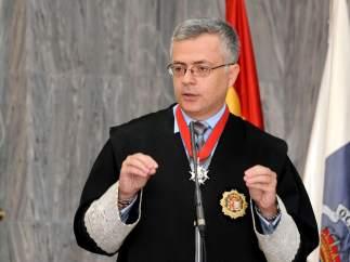 """Los fiscales independientes expresan su """"absoluto estupor"""" por el nombramiento de Panasco"""