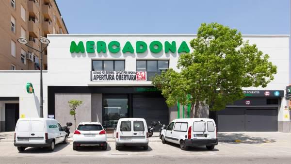 Mercadona inaugura el seu model de botiga eficient en la ciutat de València