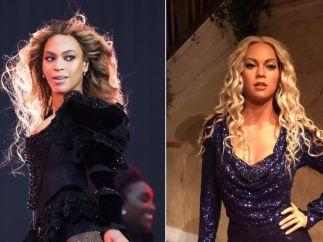 Madame Tussauds 'blanquea' a Beyoncé