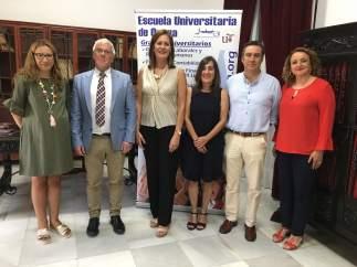 La Escyela Universitaria de Osuna ya es centro colaborador de Cambrigde English