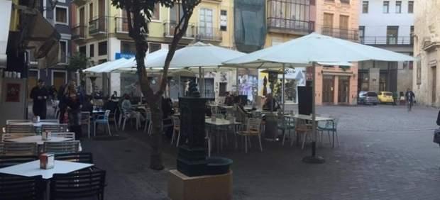 Terrazas en València