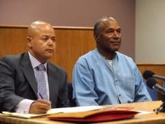 Conceden la libertad condicional a O. J. Simpson, que saldrá en octubre