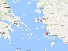 Dos muertos en una isla griega por un terremoto