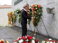 Homenaje a los militares que intentaron matar a Hitler