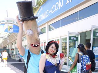Mr. Poopybutthole y Blancanieves
