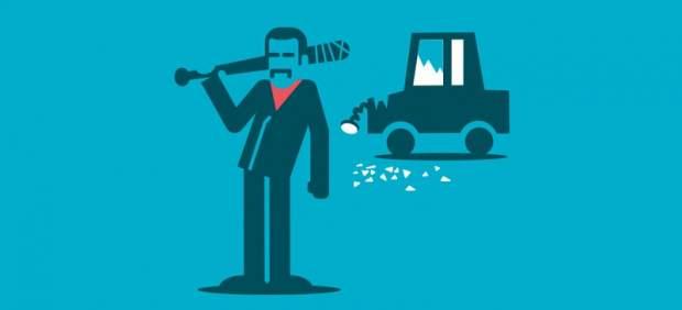Cómo cubre el seguro del coche los daños por vandalismo