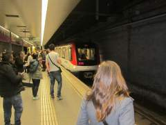 Un sindicato denuncia que TMB ha expulsado a la Guardia Urbana del centro de control del metro
