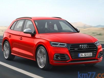 Aceleración del Audi SQ5