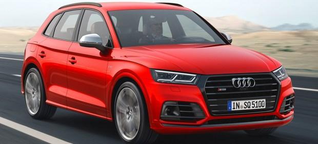 Audi SQ5, la versión más potente del Q5, en venta por 80.110 euros