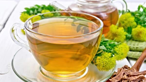 Plantas medicinales infusion