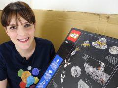 Saturno V de Lego