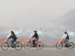 Un diseñador desarrolla bicicletas que purifican el aire a su paso