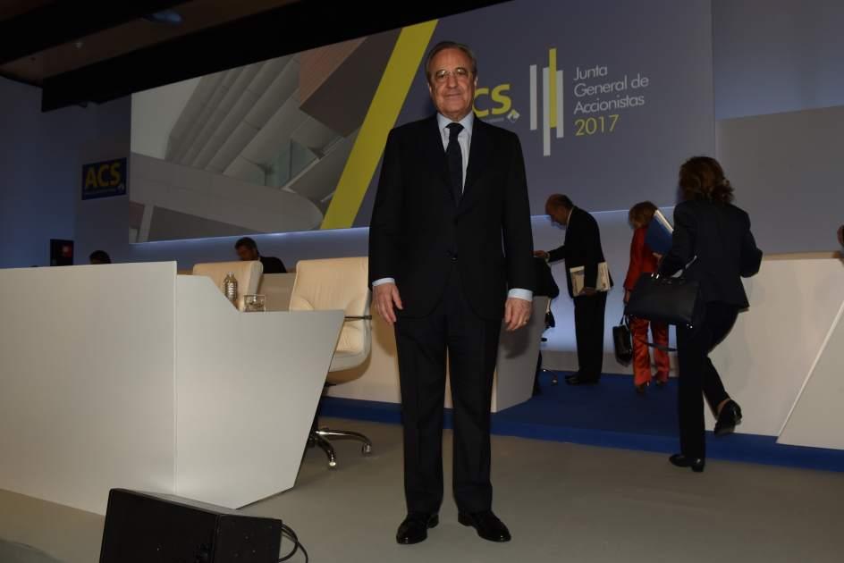 ACS lanza una OPA sobre Abertis a través de su filial alemana y sube a 18,76 euros por acción