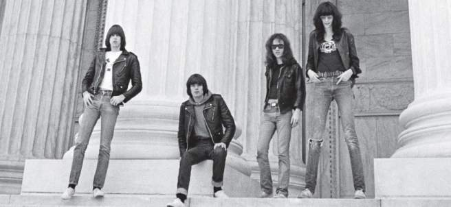 Ramones lanza una edición especial de 'Leave Home'