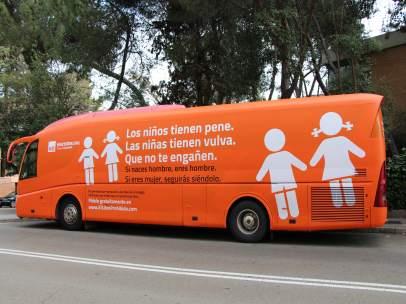 Autobús Hazte Oír