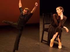 La bailarina Itziar Mendizabal.