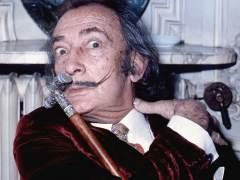 """El cuerpo de Dalí está """"bien conservado"""" y mantiene su bigote intacto"""