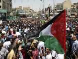 Protestas en contra de las nuevas medidas de seguridad