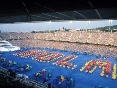 El rey asiste este martes a dos actos conmemorativos de Barcelona'92