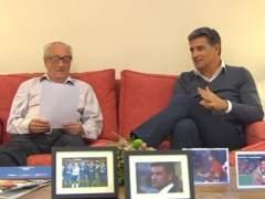 'El otro Bertín Osborne' entrevista a famosos en una residencia de ancianos