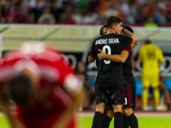 El Milan arrasa al Bayern en un amistoso