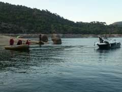 Cinco ahogados en lo que va de fin de semana