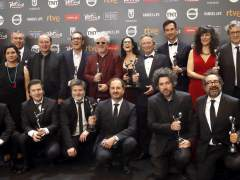 'El ciudadano ilustre' triunfa en los Premios Platino