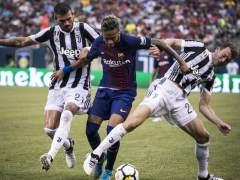 Neymar protagoniza la primera victoria del Barça 2017/2018