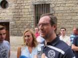 Javier Maroto, vicesecretario de Política Social y Sectorial del PP