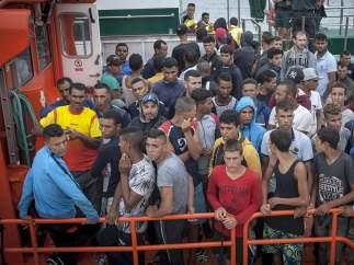 Más de 83.000 inmigrantes han sido deportados de España desde 2011