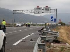 Accidente mortal en Tarragona