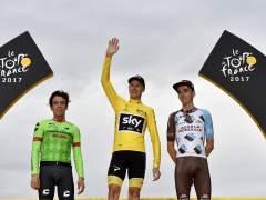 Groenewegen gana en los Campos Elíseos, donde Froome gana su cuarto Tour