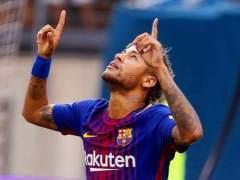 Neymar se aleja del Barça tras la reunión del padre con los dirigentes
