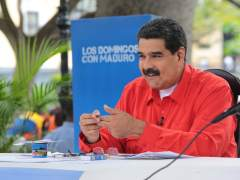 Maduro dice que todos los jueces nombrados por el Parlamento serán detenidos