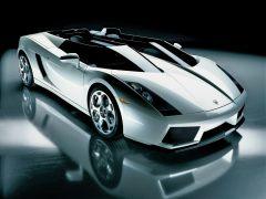 A subasta el único Lamborghini Concept S de la historia