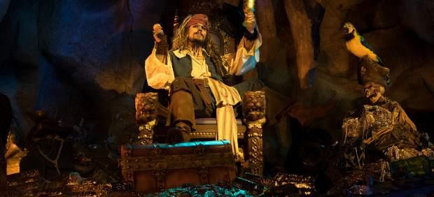Se reabre la atracción de 'Piratas del Caribe' en Disneyland Paris