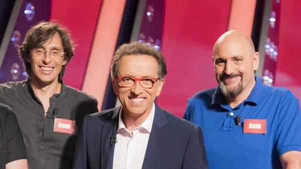 Programa especial de 'Saber y Ganar' por el 25º aniversario de los JJ.OO de Barcelona'92